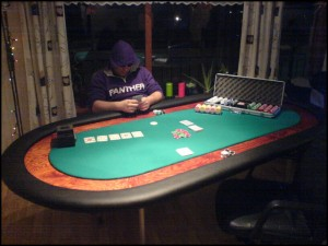 Pokerbordet